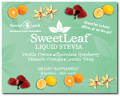 Stevia Tin 4, Mix,течност, 4x6ml