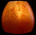 Свеќник од хималајска сол, Конус, ≈1 кг.