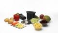 Додаток за подготовка на коцки и стапчиња од зеленчук и овошје