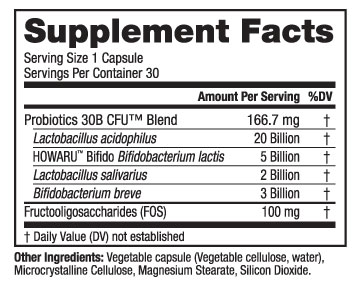 supplement-facts-probiotics